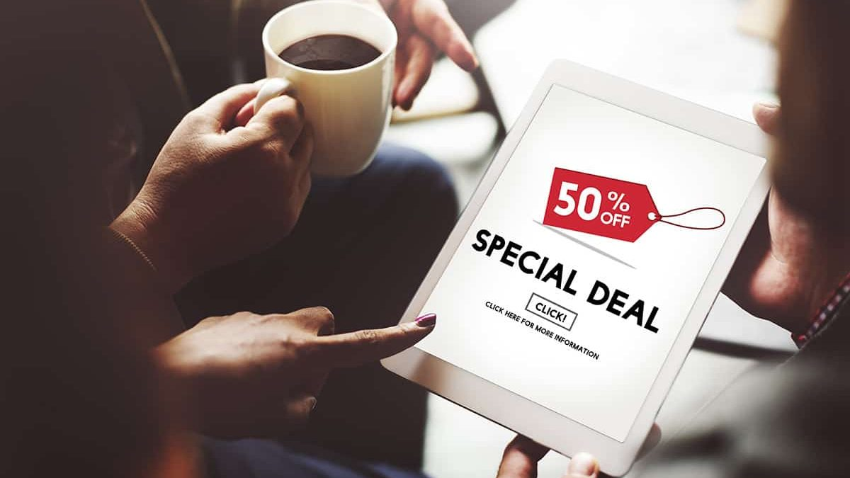 What Is a Value of a Special Offer If It Is Invisible on Your Website?