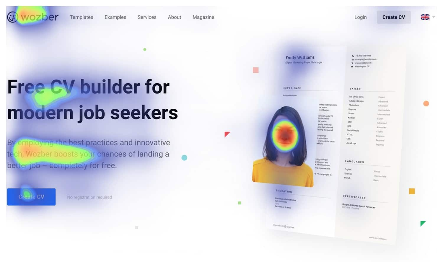 Award Winning Web Designs Through the Eyes of User