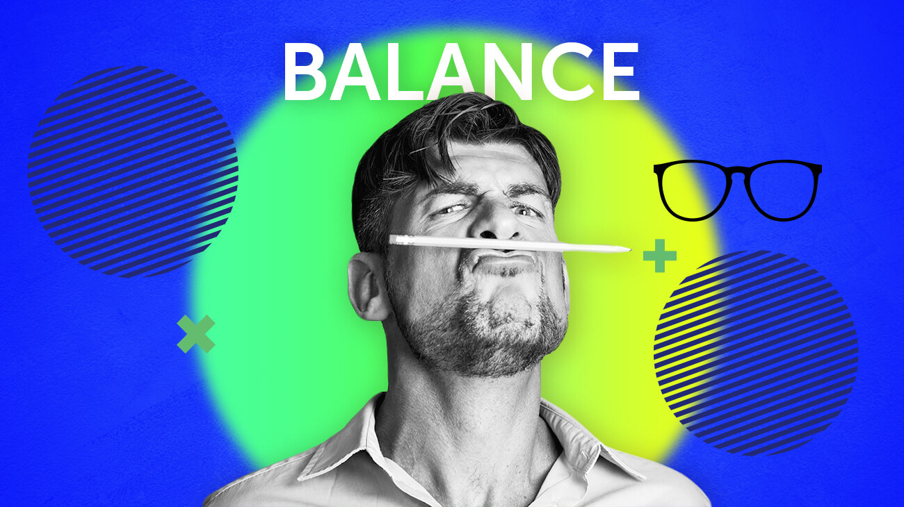 Use Balance to Create Fulfillment in Web Design